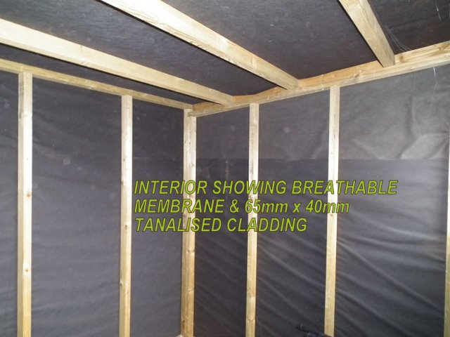 Pent shed building instructions youtube
