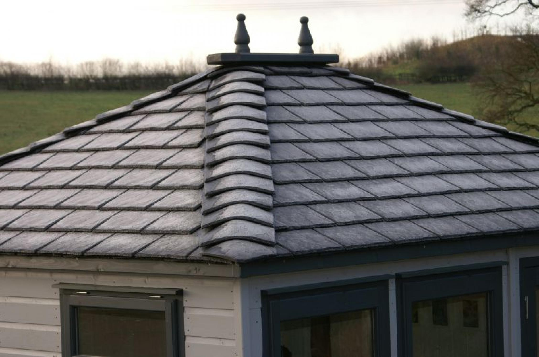 Eco-Tiled Roof