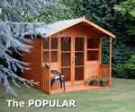 POPULAR SUMMERHOUSE