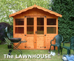 The Lawnhouse Summerhouse