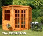 CORNER SUMMERHOUSE RANGE